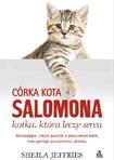 Książka Córka kota Salomona. Kotka, która leczy serca