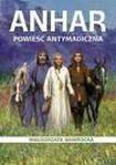 Książka Anhar : powieść antymagiczna