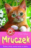 Książka Mruczek - kotek, który został sam w domu