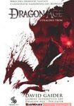 Książka Dragon Age: Utracony tron