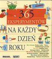 Książka 365 Eksperymentów na każdy dzień roku