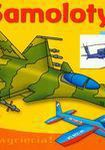 Książka Samoloty Malowanka 3-6 lat