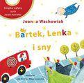 Książka Bartek, Lenka i sny