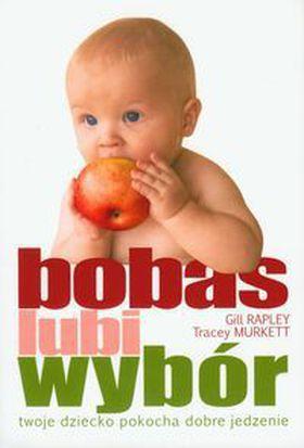 Książka Bobas lubi wybór