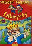 Książka Wesołe zagadki labirynty 5-7 lat
