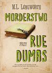 Książka Morderstwo przy Rue Dumas