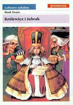 Książka Królewicz i żebrak