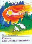 Książka Kometa nad Doliną Muminków