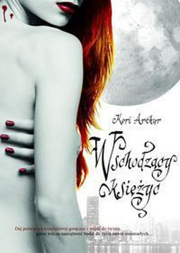 Książka Wschodzący Księżyc