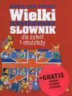 Książka Angielsko - Polski Wielki ilustrowany słownik + baśnie