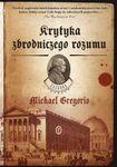 Książka Krytyka zbrodniczego rozumu