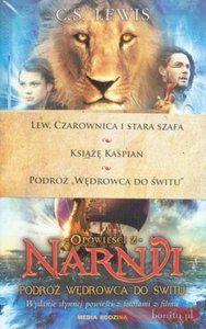 Opowieści z Narni tom 1-3 Pakiet
