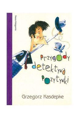 Książka Przygody detektywa Pozytywki