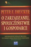Książka O zarządzaniu, społeczeństwie i gospodarce