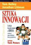 Książka Sztuka innowacji lekcja kreatywności ideo