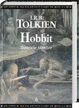 Książka Hobbit czyli Tam i z powrotem