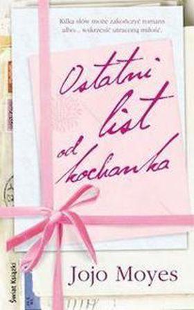 Książka Ostatni list od kochanka