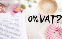 Papierowe książki bez VAT? Wystarczy, że Unia wyrazi zgodę.
