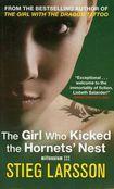 Książka Girl Who Kicked the Hornets Nest