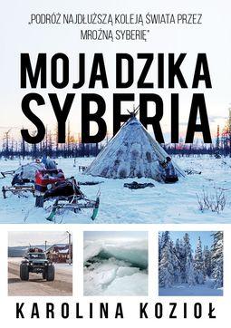 Książka Moja Dzika Syberia