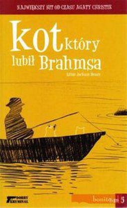 Książka Kot, który lubił Brahmasa