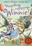 Książka Wszystkiego najlepszego Winnie!