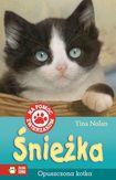 Książka Śnieżka opuszczona kotka