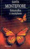 Książka Szkatułka z motylem