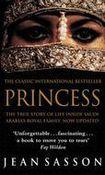 Książka Princess