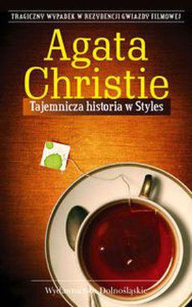 Książka Tajemnicza historia w Styles