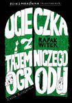 Książka Bzik & Makówka przedstawiają: Ucieczka z tajemniczego ogrodu