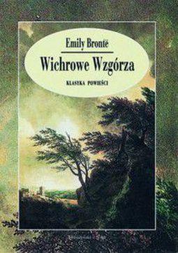 Książka Wichrowe Wzgórza
