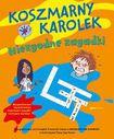 Książka Koszmarny Karolek Niezgodne zagadki