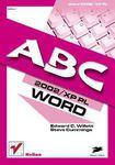 Książka ABC Word 2002