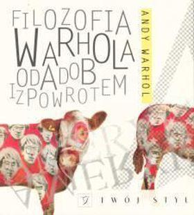 Książka Filozofia Warhola od A do B i z powrotem