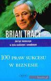 Książka 100 praw sukcesu w biznesie
