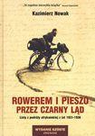 Książka Rowerem i pieszo przez Czarny Ląd. Listy z podróży afrykańskiej z lat 1931-1936