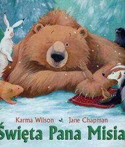 Książka Święta Pana Misia