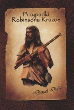 Książka Przypadki Robinsona Kruzoe