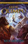 Książka Krew Olimpu