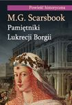 Książka Pamiętniki Lukrecji Borgii