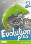 Książka Evolution Plus, 5. Work Book