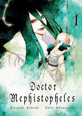 Książka Doctor Mephistopheles. Tom 1