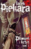 Książka Płomień i krzyż. Tom 1