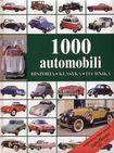 Książka 1000 automobili. Historia, klasyka, technika