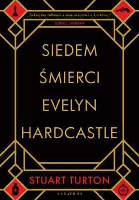 Książka Siedem Śmierci Evelyn Hardcastle