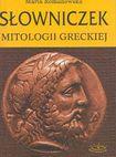 Książka Słowniczek mitologii greckiej