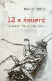 Książka 12 x śmierć