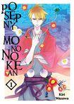 Książka Posępny Mononokean. Tom 1
