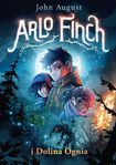 Książka Arlo Finch i Dolina Ognia